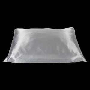 Het Beauty Pillow, in zilver.